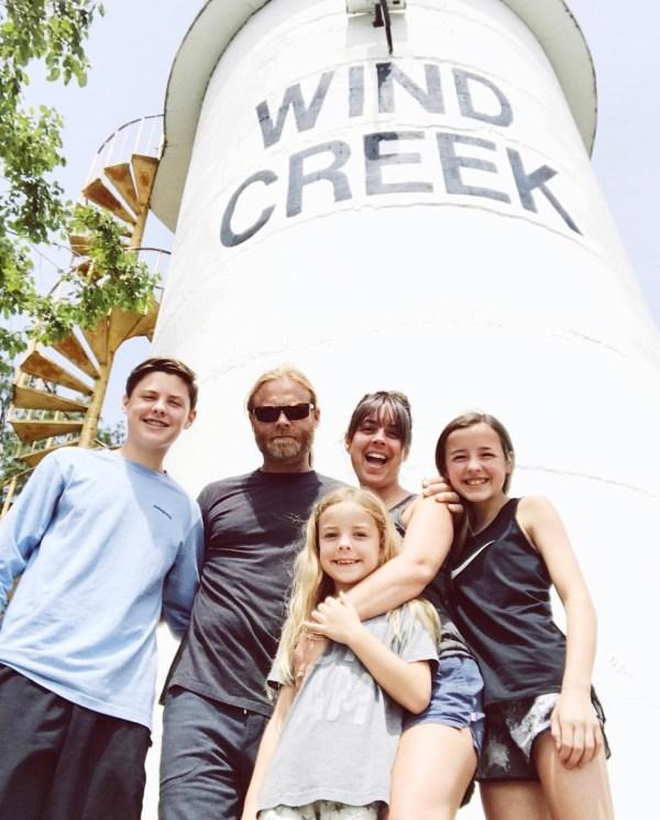 Elrod Sunday Best  at Wind Creek