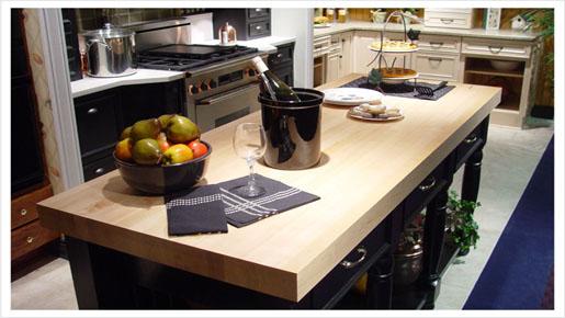 kitchen tops wood tongs michgan maple block solid counter butcher countertops
