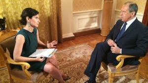 Sergey Lavrov interviewed by RT about the precarious situation in Ukraine 23/04/14
