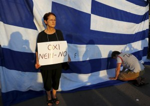 Greek Protest 6