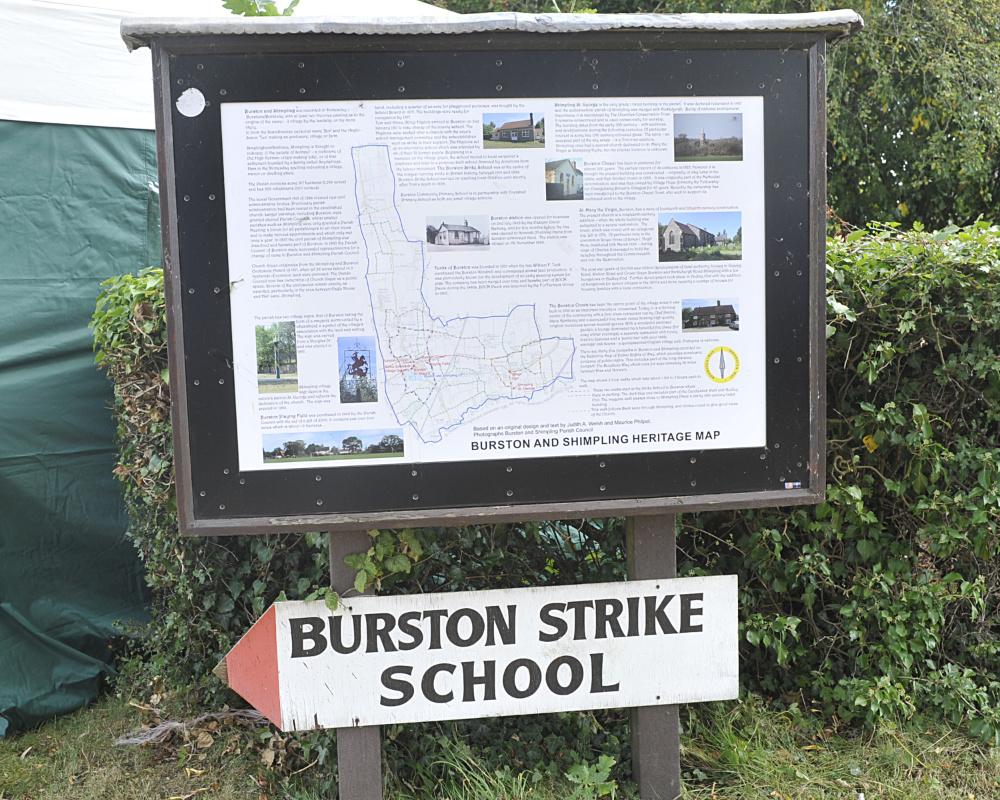 Burston Board