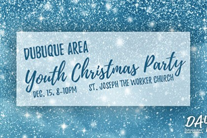 Dubuque Area Youth Christmas Party