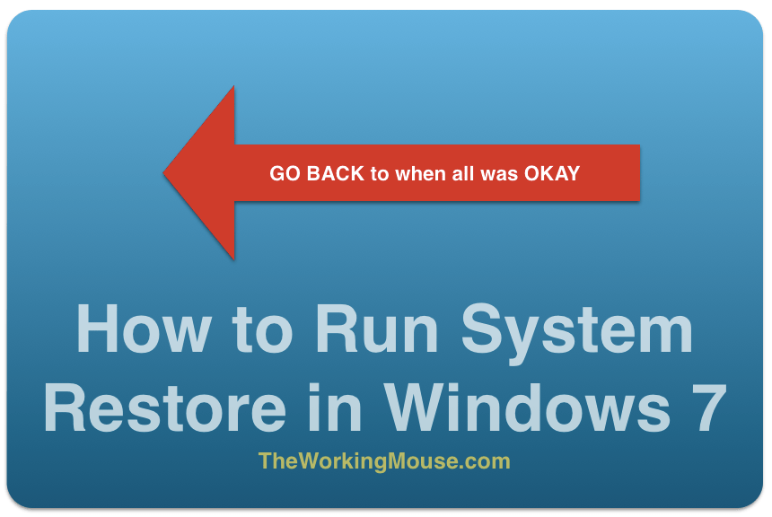 how to add run in windows 7
