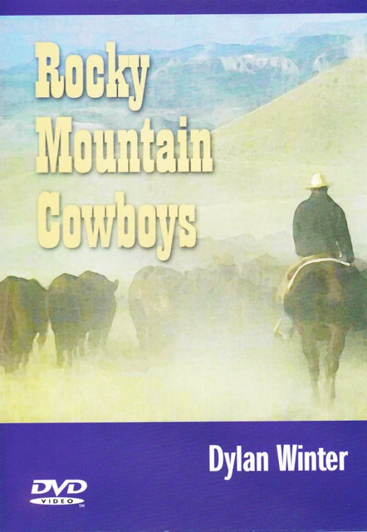 Cover picture of Rocky Mountain Cowboys DVD