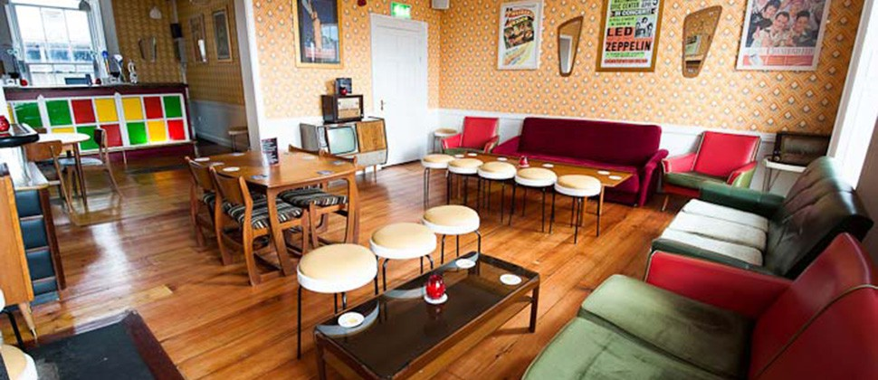 the vintage room the