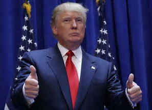 picture of President Trump