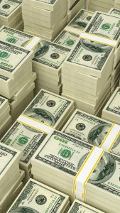 many packs of us dollars