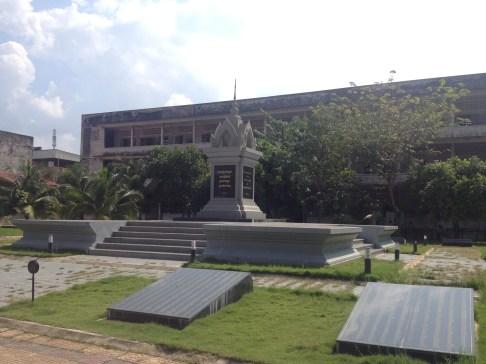Memorial Stupa at S21