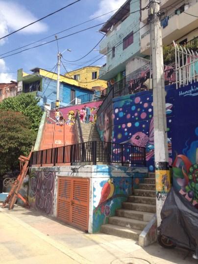 Comuna 13 Slides