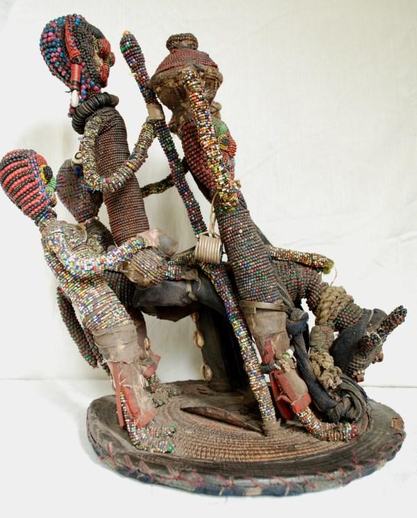 Ancient Yoruba Sculptures