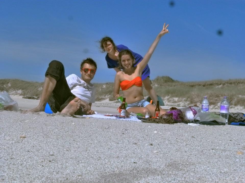 Picninc at the beach