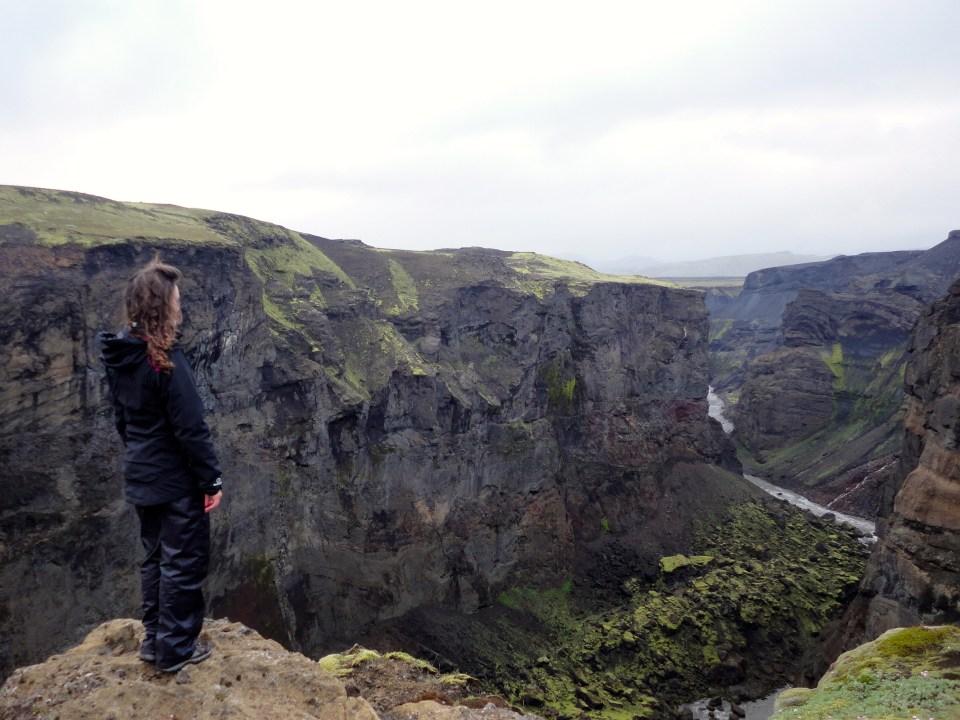 Iceland canyon 4