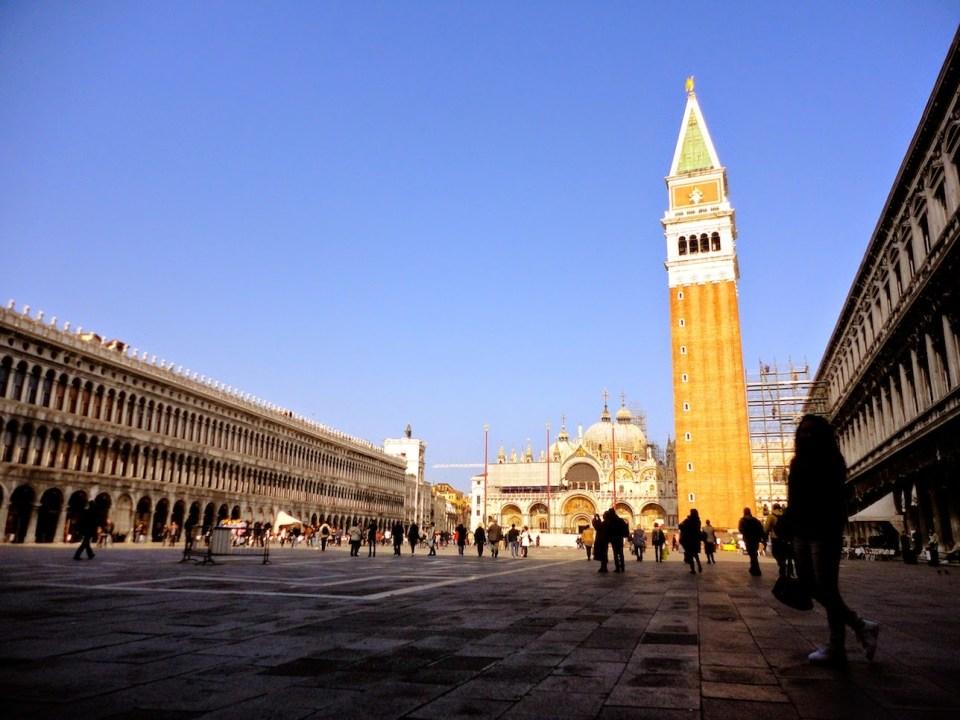Piazza San Marcus, Venice