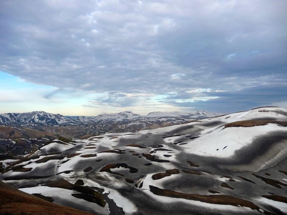 Iceland Laugavegur Trail