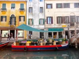 Market Boat, Venice