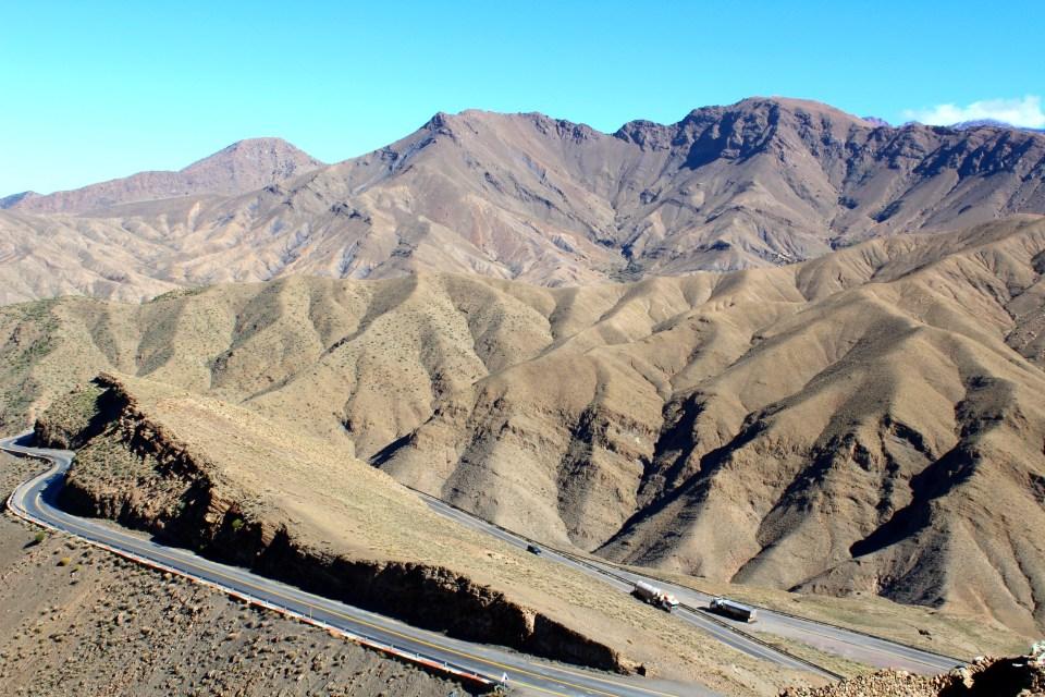 Tizi n Tichka Pass