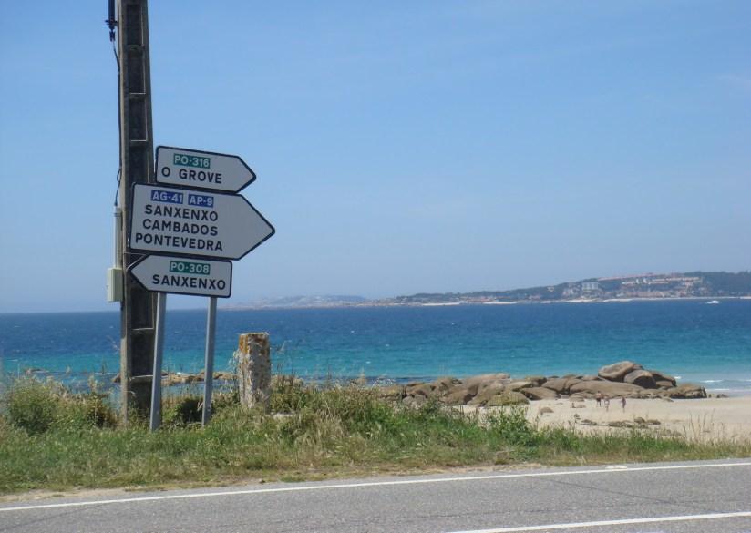 Sanxenxo Coast