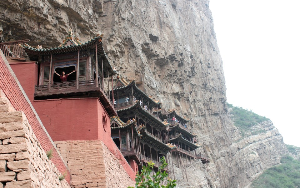 Hanging Temple Datong 12
