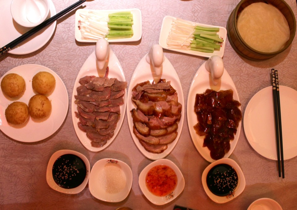 Peking duck 2