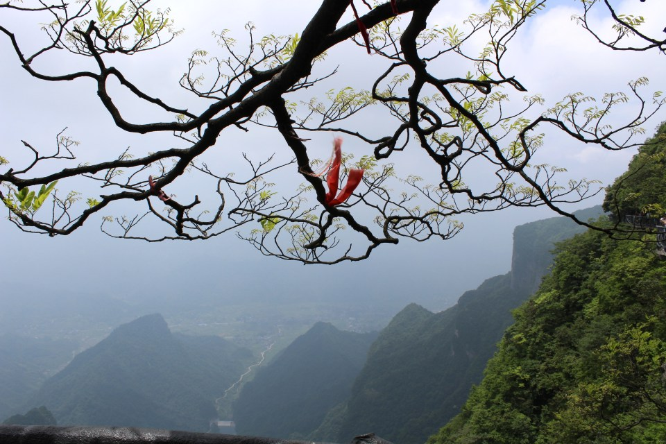 Tianmen Mountain 14