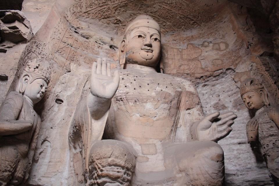 Yungang Grottoes 10
