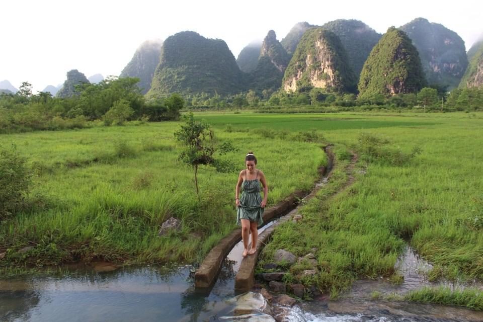 Yanghsuo Li River