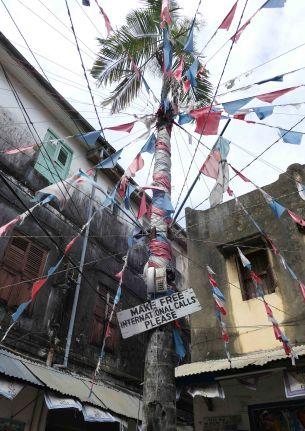 Jaw's corner - Zanzibar - Stone Town