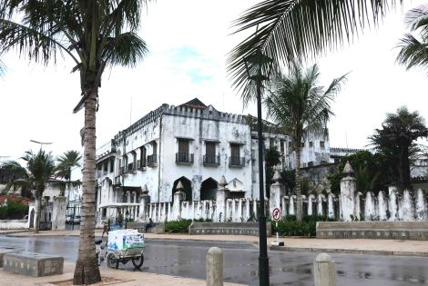 Stone Town Old Fort