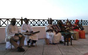 Taarab Music - Serena Hotel Zanzibar