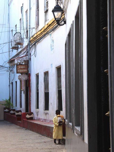 ZAnzibar - Stone Town alley