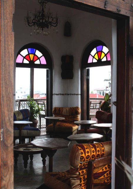 Zanzibar Coffee House - Tea House - Stone Town