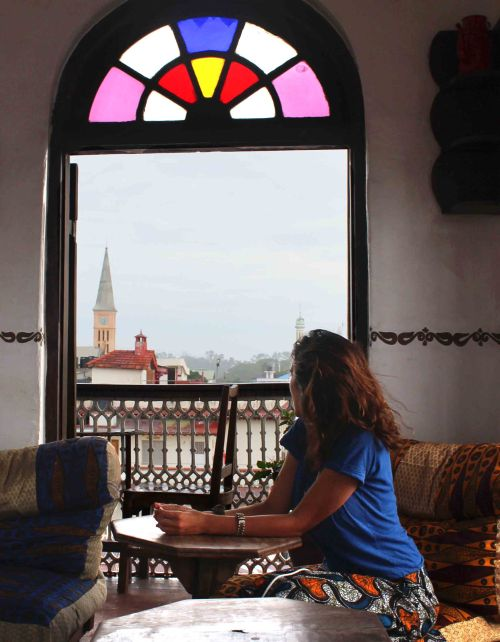 Zanzibar Coffee House - Tea House - Zanzibar - Africa