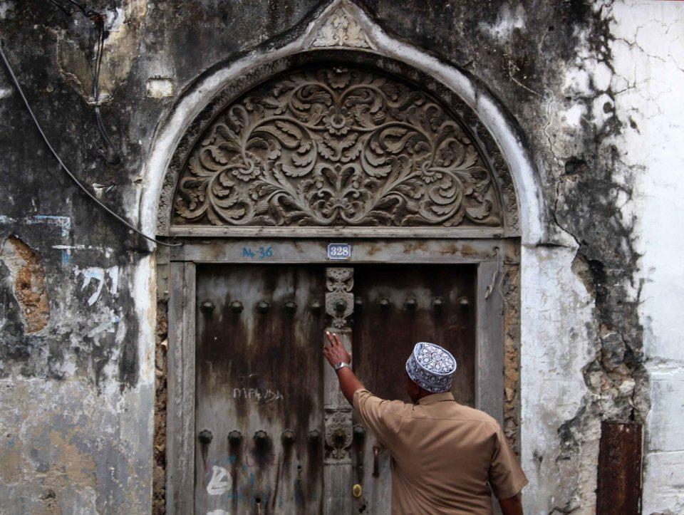Stone Town Doors - Zanzibar