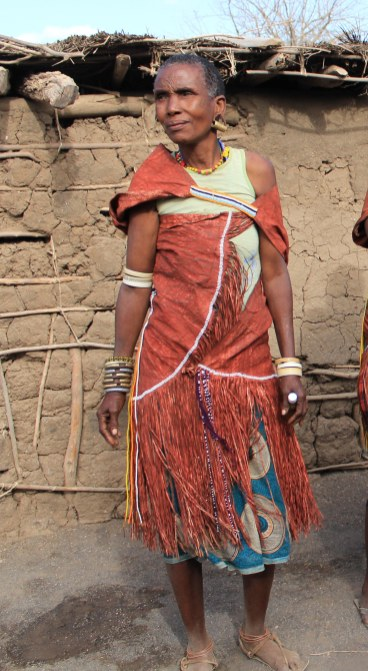 Elder Datoga woman