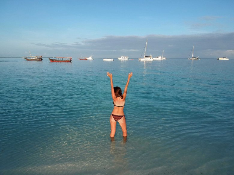 Nungwi paradise becach Zanzibar