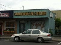 The Storybrooke Pet Shelter in Once Upon a Time