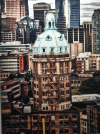 The Sun Tower was used as Watchtower in Smallville