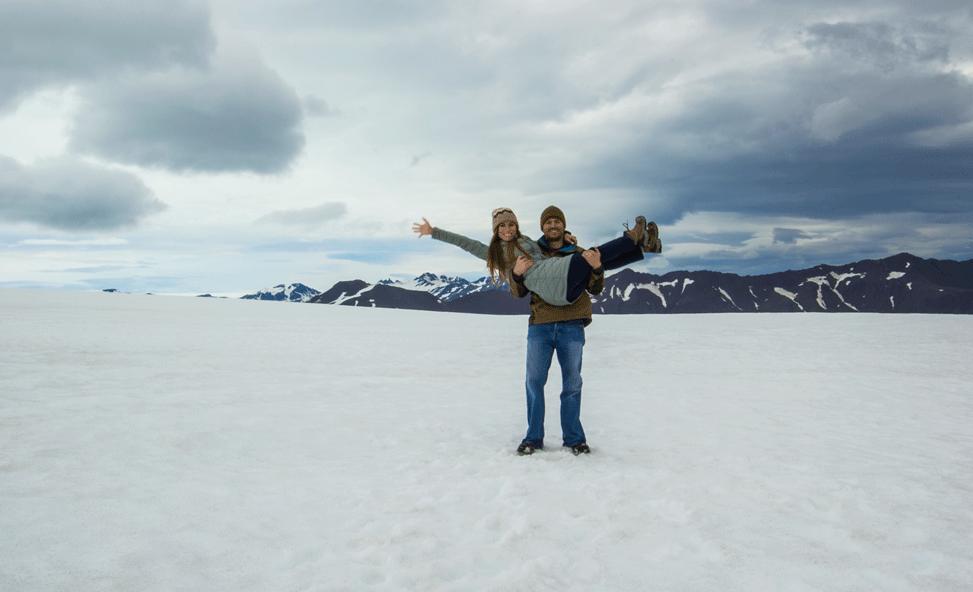 Iceland-glacier