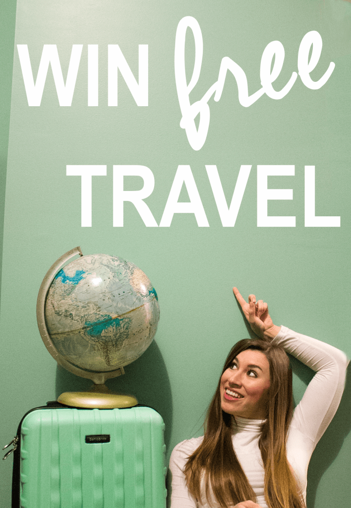 win free travel by entering in travel contests