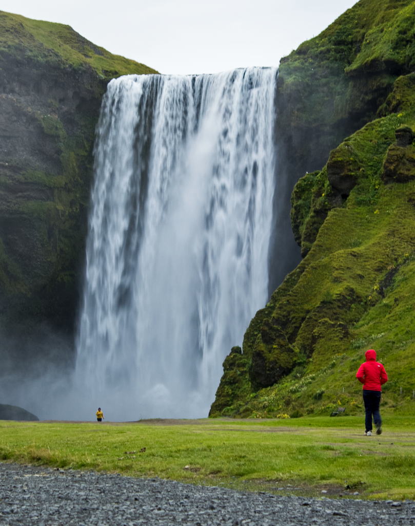 Day 2 Stop on your Iceland Itinerary: Skógafoss