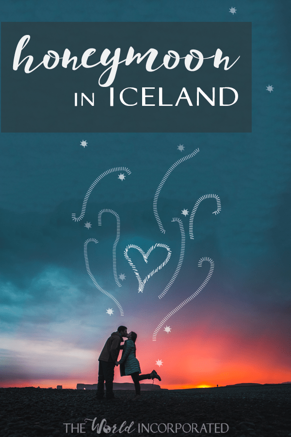 An unexpected, unique honeymoon destination is Iceland! Not convinced? Read one Iceland is a romantic honeymoon destination.
