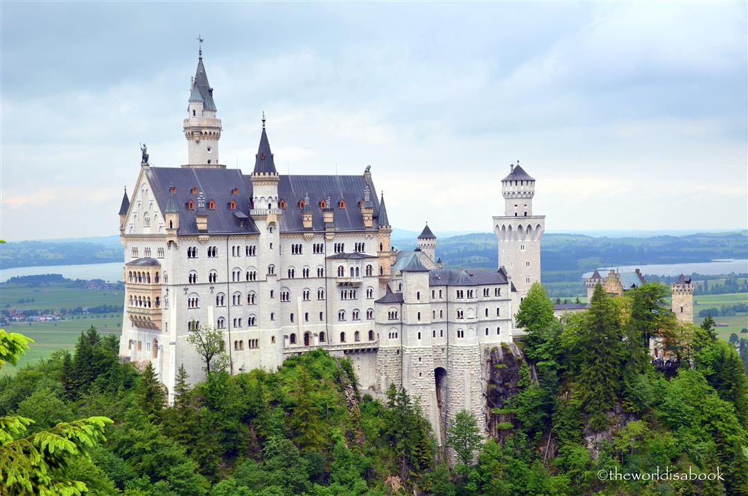 Touring European Castles And Palaces  The World Is A Book