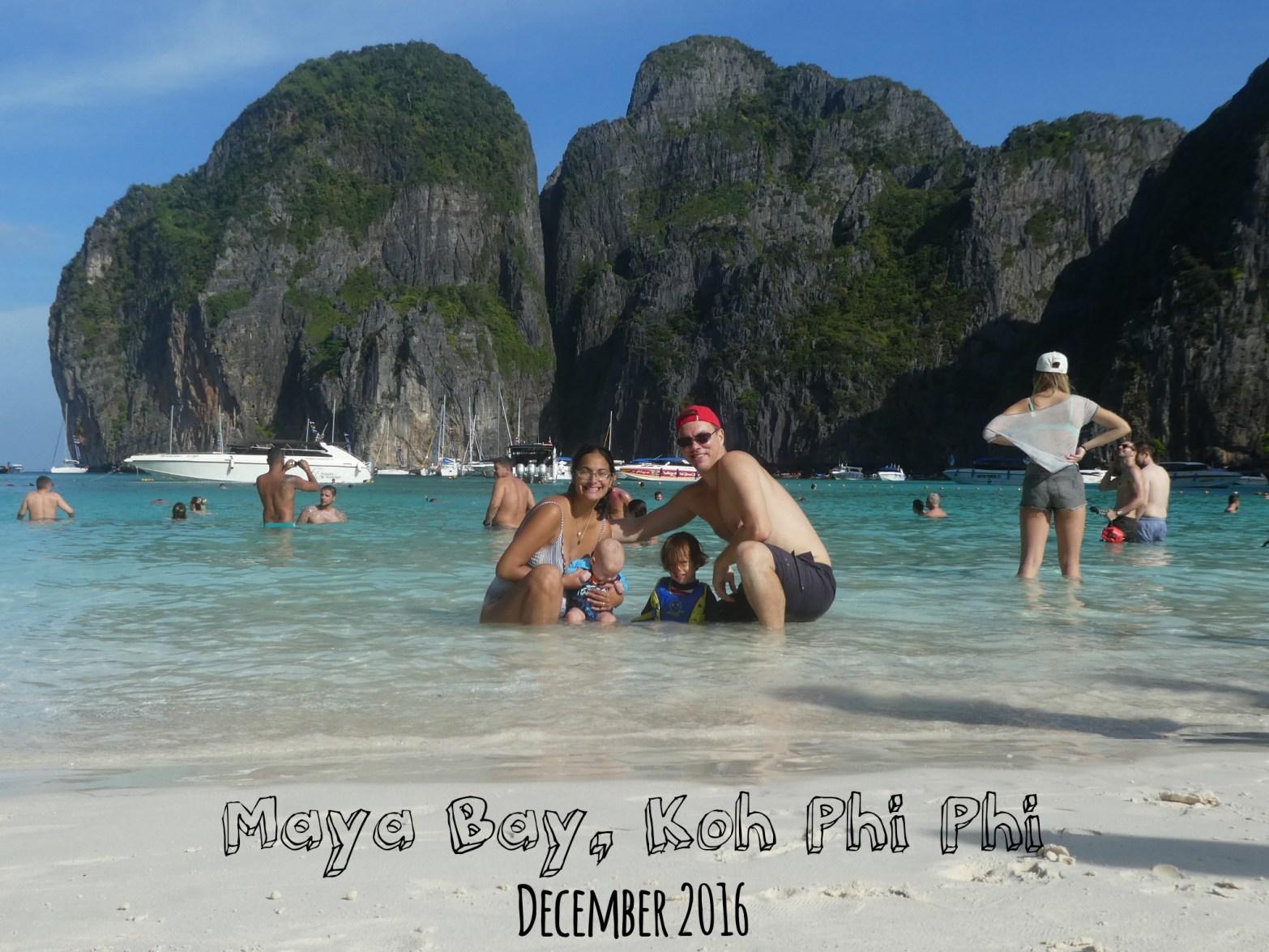 Maya Bay Koh Phi Phi