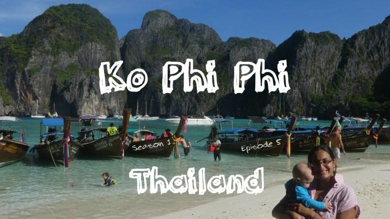 Ko Phi Phi with Kids