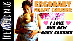 Ergobaby adapt carrier