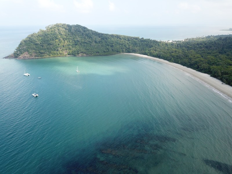 Cape Tribulation Drone Shot