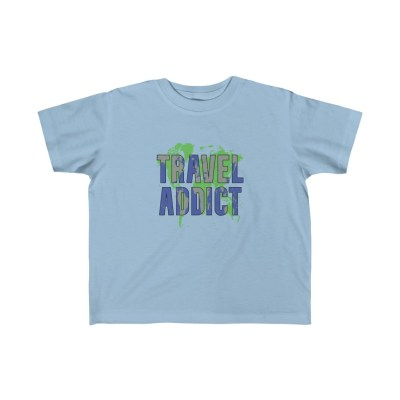 Travel Addict | Toddler Tee