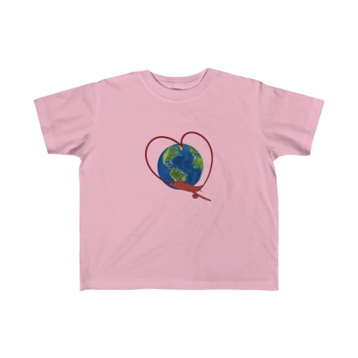 Love to Travel | Toddler Tee