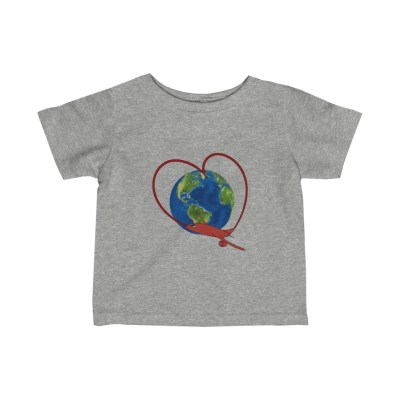 Love to Travel | Infant Tee