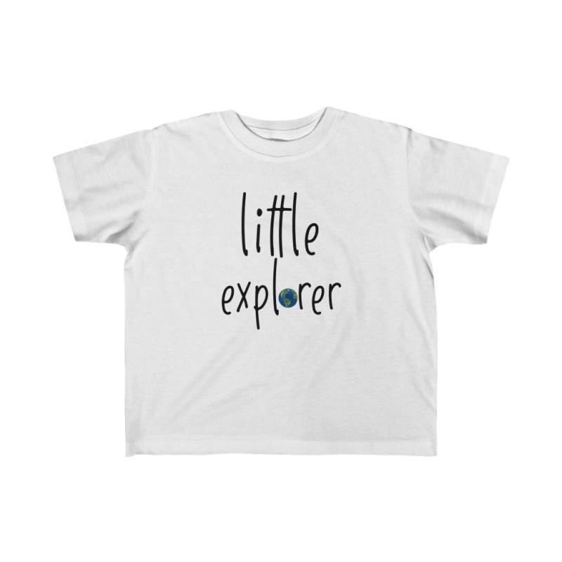 Little Explorer | Toddler Tee